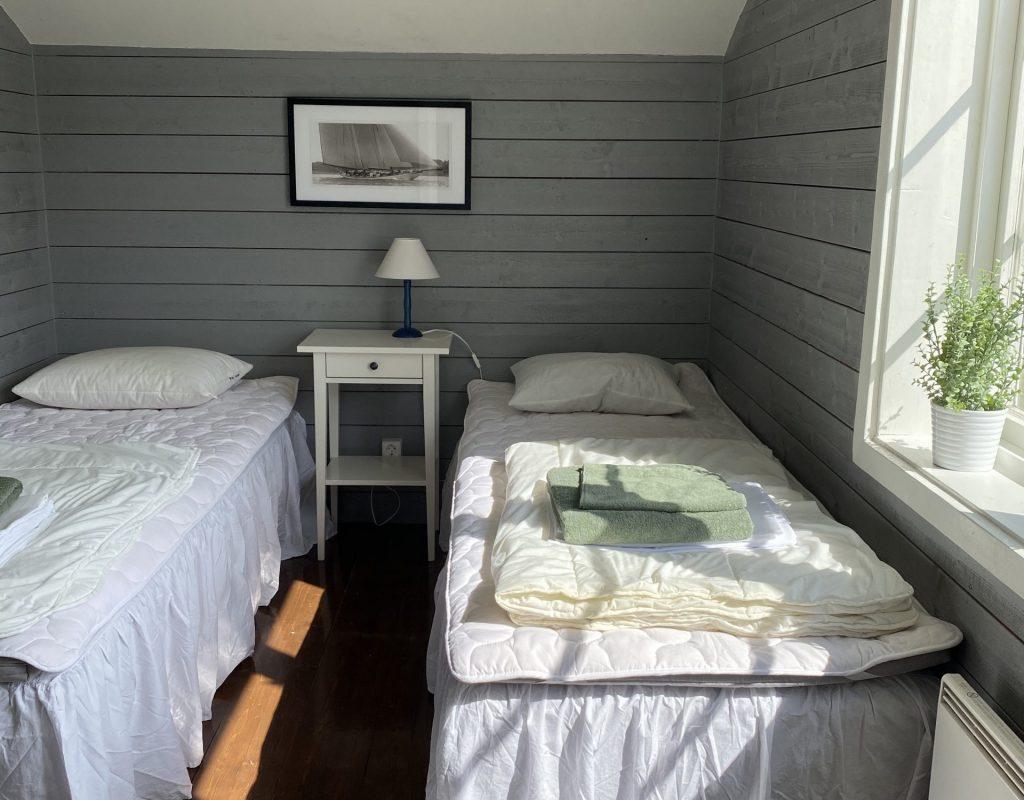 Båthuset sovrum 3